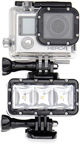 Over item handling ☆ HeavenSense 30m Under shop Water Waterproof Dive AHDBT Light with LED
