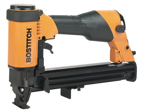 BOSTITCH 438S2R-1 16 Gauge 3/4-Inch to 1-1/4-Inch Wide Crown Roofing Stapler