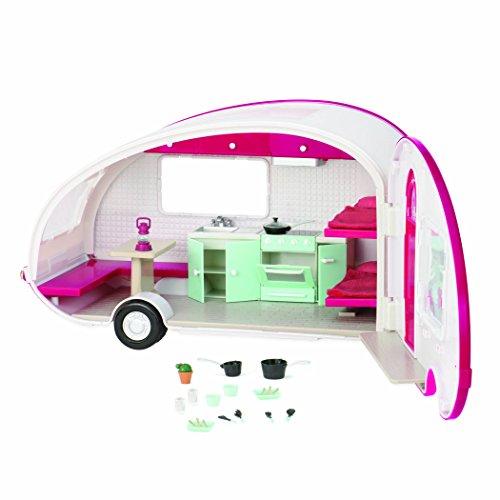 Lori LO37011Z Fahrzeug, rosa