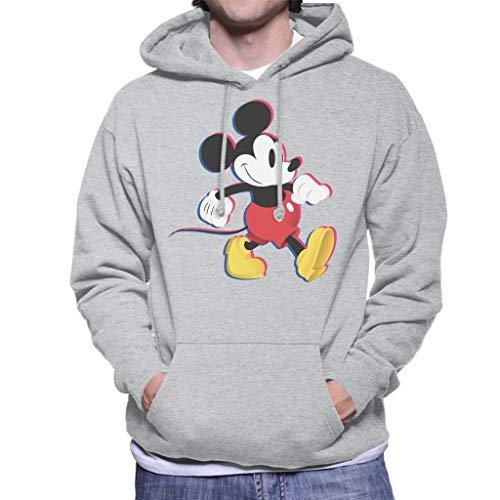 Disney Mickey Mouse March Men's Hooded Sweatshirt