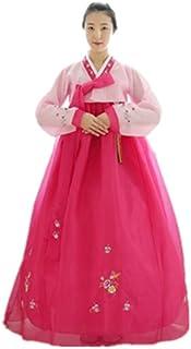 f1502a1c8b46 Women Hanbok Dress Custom Made Korean Traditional Hanbok National Costumes