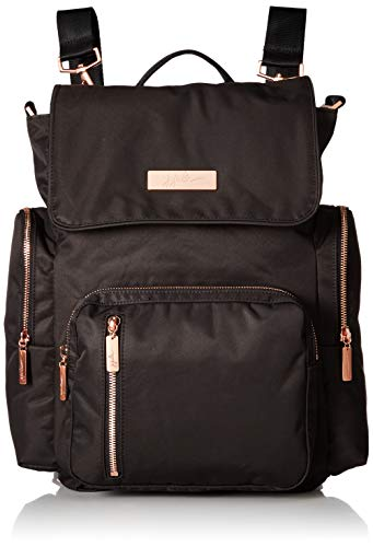 JuJuBe Be Sporty Backpack/Diaper Bag Rose Collection, Knight Rose, One Size