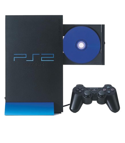 Consola Sony PlayStation 2 [PS2] [Importado de Francia]
