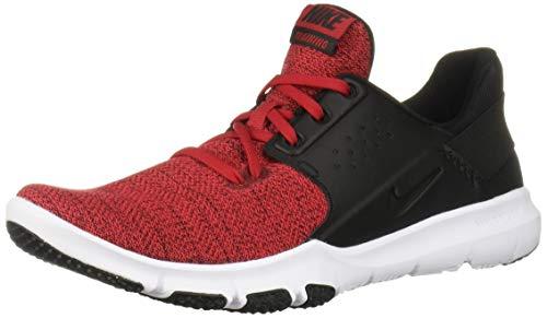 Nike Men's Flex Control TR3 Sneaker, Gym Red/Black, 10 Regular US