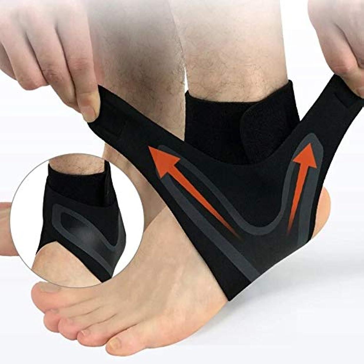 収益経験的安息LB xl Ankle Support Socks Men Women Lightweight Breathable Compression Anti Sprain Sleeve Heel Cover Protective Wrap Left/Right Feet