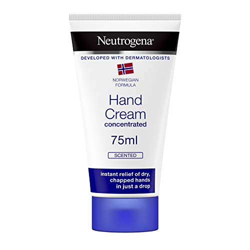 2. Crema de manos Neutrogena sin perfume