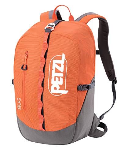 PETZL - NA Bug Rock 18 Liter Climbing Backpack, Orange