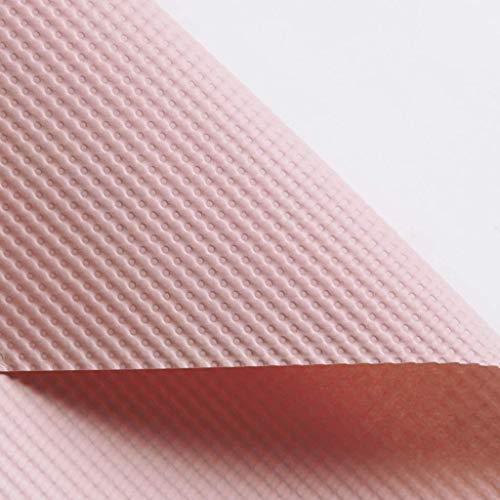 ZXL Driedimensionaal reliëf inpakpapier, gedroogde bos bloemen DIY Materiaal Speelgoed Materiaal Verpakking Ongelijke Oppervlakte Dubbelzijdige Verpakking (Kleur: E, Maat: 57 * 58CM)