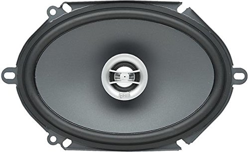 Powerbass L2-682 6x8 2Ω 2-Way Auto Sound L Series Full-Range Coaxial Car Speakers