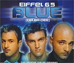 Blue (Da Ba Dee) No. 1