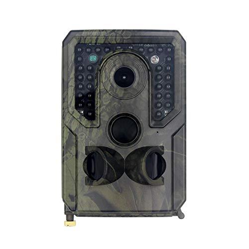 Wildkamera Fotofalle 12MP 1080P HD Jagdkamera 120° Weitwinkel Vision, Infrarote 30m 940nm IR LED IP65 Wasserdicht Wildkamera Jagdkamera, 0.8s Auslösezeit für Jagd, Überwachung von Eigentum und Tieren