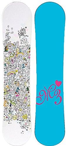 Millinium M3 Star Ez Rocker Girls Womens Snowboard 140,136,...
