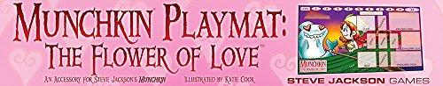 Steve Jackson Games SJG05612 Nein Munchkin Playmat: The Flower of Love, Spiel