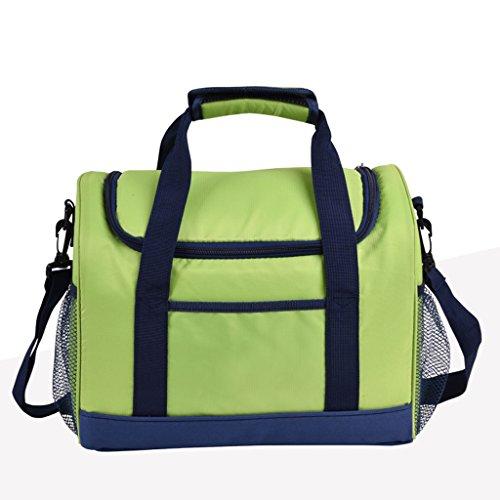 ZOUQILAI Pique-nique extérieure isolation glace fraîche sac de rangement sac Oxford trois couleurs options
