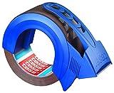tesapack Solid & Strong Leise Abrollbares Paketband/ Packband (zum sicheren Verschließen von...