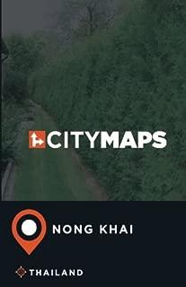 City Maps Nong Khai Thailand