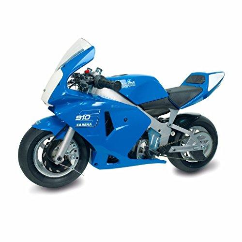 PLN143000250 - Minibike minimoto polini 910 carenado s Aire Azul 4,2