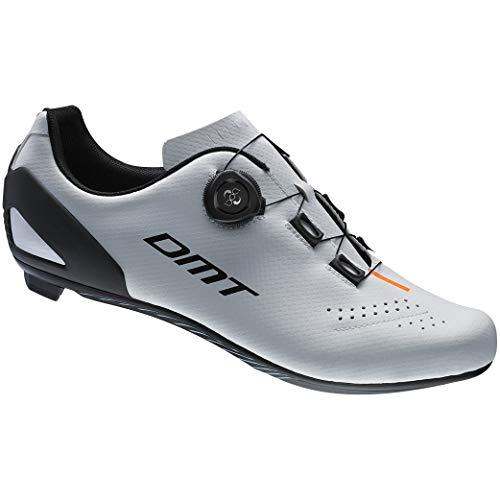 DMT D5 - Zapatillas de ciclismo para mujer, color blanco