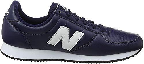New Balance 220, Zapatillas para Hombre, Azul (Pigment/Pigment Tan), 44.5 EU