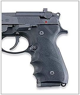 Beretta Gumowe uchwyty do pistoletów z serii 92/96/98. Poprawia uchwyt i broń, dzięki czemu wygląd staje się bardziej agre...