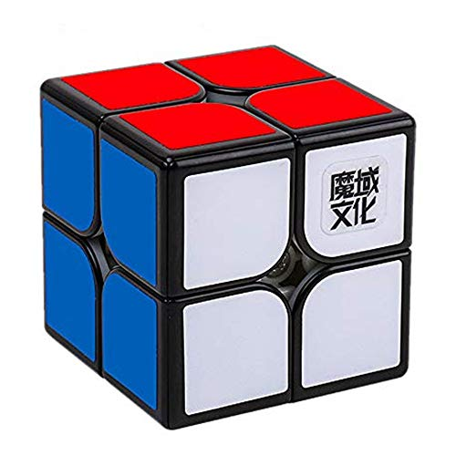 Moyu Weipo wr 2019 New Version 2x2 Black Speed Cube 2x2x2 Weipo WR