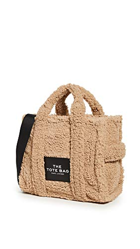 Marc Jacobs The Teddy Small Traveler Tote Beige One Size