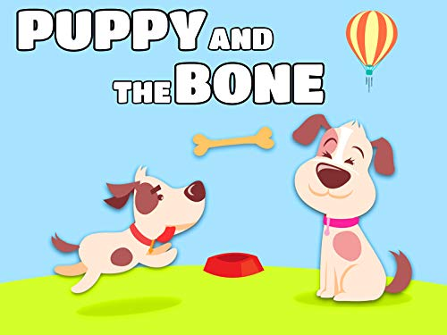 Puppy And The Bone