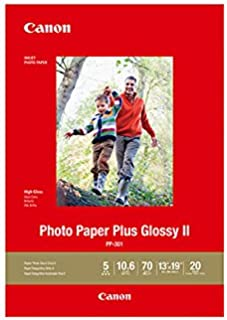 CanonInk Photo Paper Plus Glossy II 13