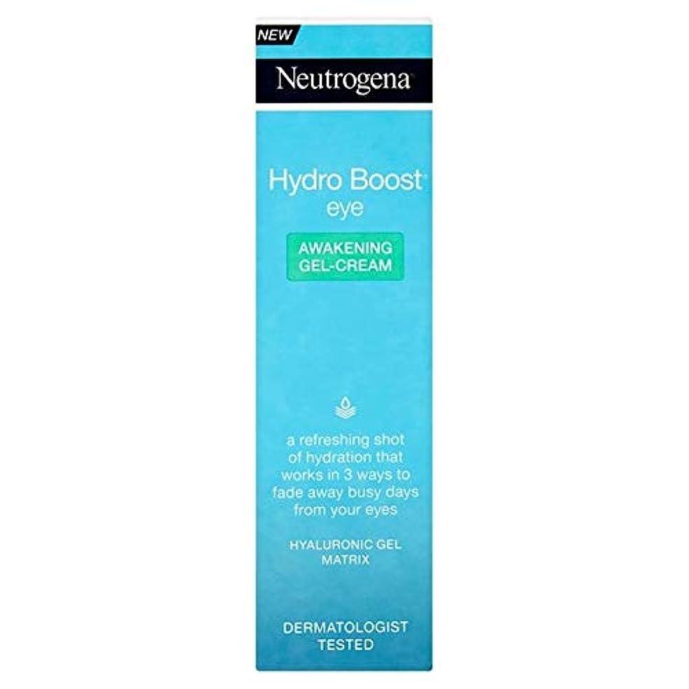 慣習近所の荷物[Neutrogena ] ニュートロジーナハイドロブーストアイ覚醒ゲルクリーム15Ml - Neutrogena Hydro Boost Eye Awakening Gel-Cream 15ml [並行輸入品]