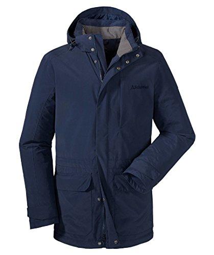 Schöffel Herren Como Jacke, Blau (Dress Blue 8180 ), 50