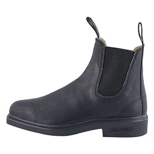 Blundstone Unisex Chisel Toe Pull-On Boot Brown 8.5 Medium UK