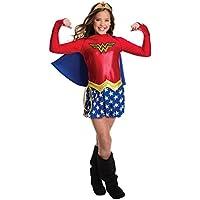 Rubie's Costume Girls DC Comics Wonder Costume