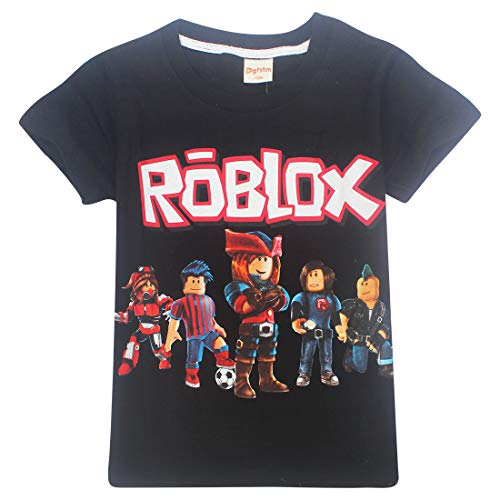 Kids Boys Roblox Fútbol Juegos Family Gaming Team Tops tee