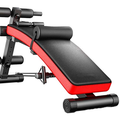 Why Should You Buy DEJA Sit-up Board,Foldable Bench Multi-Purpose Sit Up Bench with Waist Back Sup...