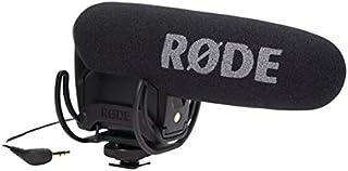 Rode VideoMic Pro R - Micrófono Externo para videocámara Color Negro