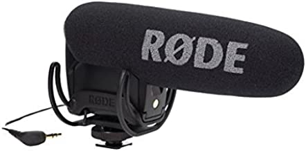 Rode VideoMicPro Compact Directional On-Camera Microphone with Rycote Lyre Shockmount