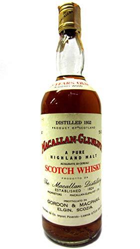 Macallan - Pure Highland Malt - 1952 25 year old Whisky
