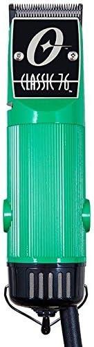 Oster Classic 76 Hair Clipper Professional Pro Salon Green Color