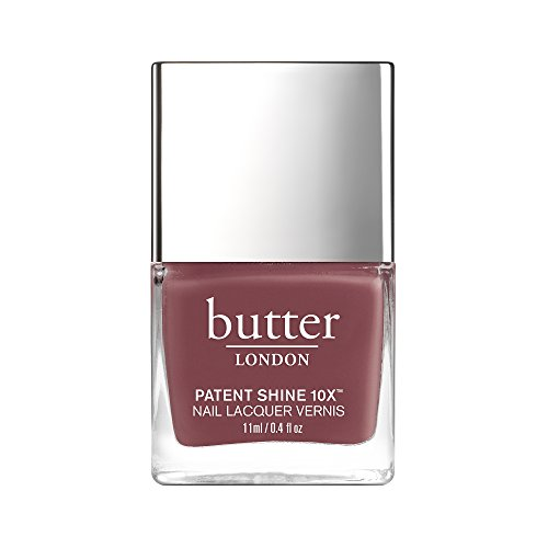 butter LONDON Patent Shine 10X Nail Lacquer Toff