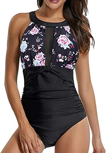 Women's Swimsuit Bikini Set One Piece-Style 12_XXL