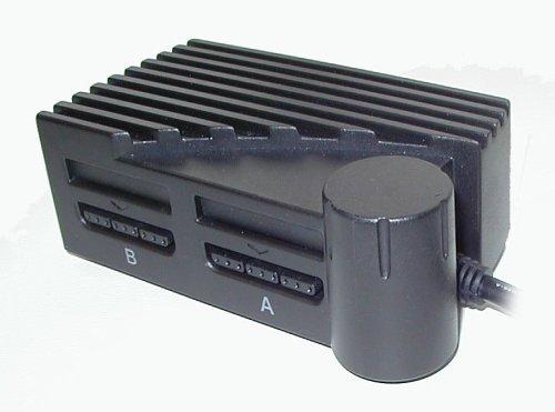 Playstation 2 (auch slimline) - Multi-Link 2 schwarz (Logic3)