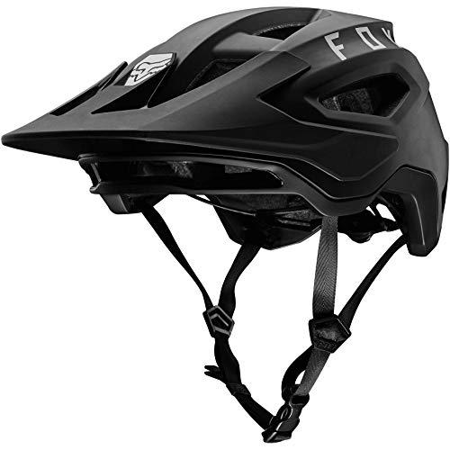 FOX Enduro MTB-Helm Speedframe Schwarz Gr. L
