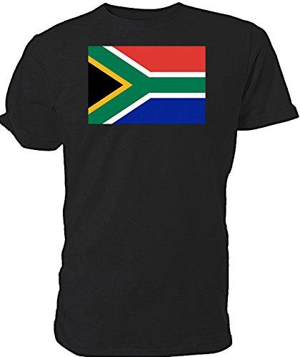 Rugby World Cup Südafrikaanische Flagge T-shirt