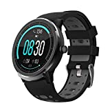 """Bingofit Smart Watch Fitness Tracker, 1.3"""" Touch Screen Sport Smartwatch with Step Counter, Heart Rate Monitor Blood Pressure Pedometer Sleep Activity Tracker for iOS Android Phones for Men Women"""