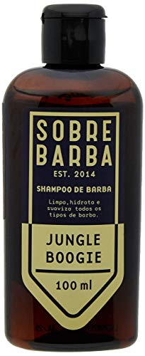 Sobrebarba Shampoo de Barba Jungle Boogie 100ml