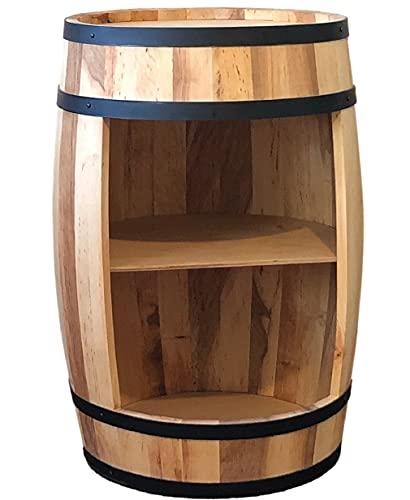 Tonneau en bois 81 cm