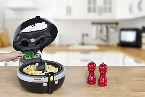 Seb Friteuse Sans Huile Actifry Cuisine Saine Friteuse Electrique 1kg 4 Personnes Noir FZ710800