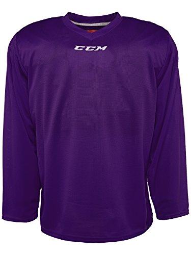CCM 5000 Series Hockey Practice Jersey - Junior - Purple, Large-X-Large