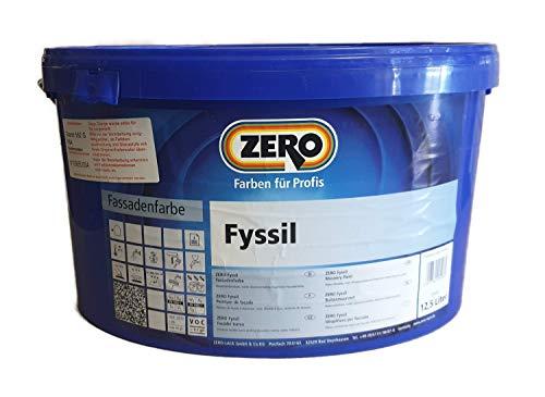 Zero Fyssil Fassadenfarbe 12,5 Liter Granol 552 G
