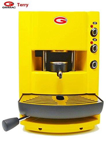Macchina Caffè Cialde Grimac Colore Gialla